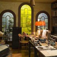 Bild Arnold Schönbergs Arbeitszimmer