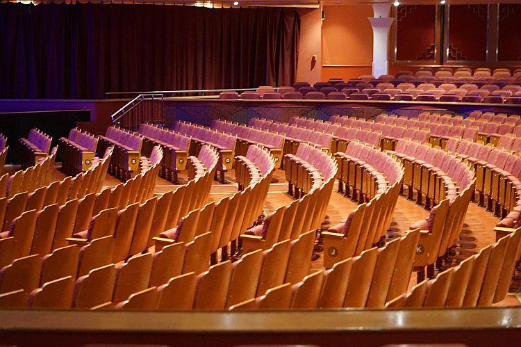 Bild Auditorium leer