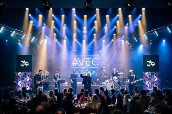 AVEC - MMETA Show at ESNS 2019