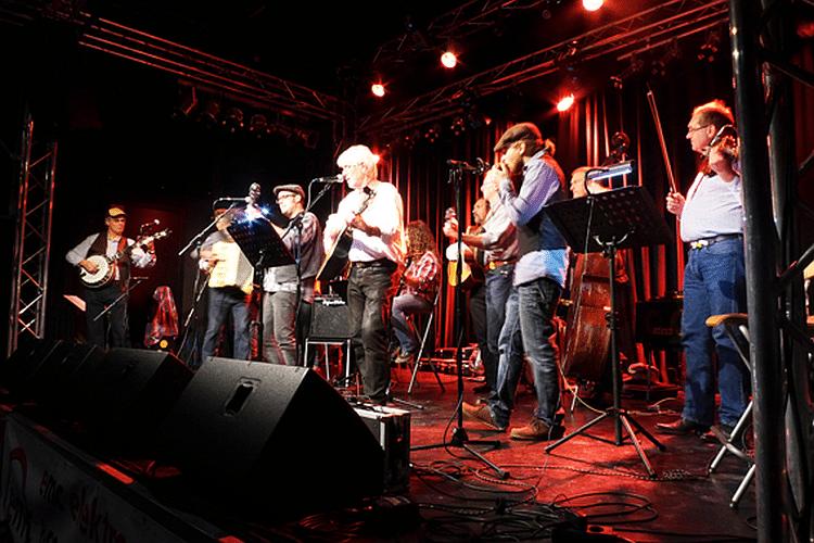 Bild Bluegrass Session