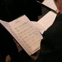 Bild Chor Liederbuch