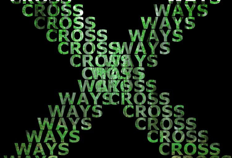 Crossways Natur Wald
