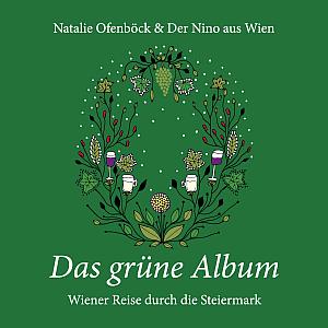 """Cover """"Das grüne Album"""""""