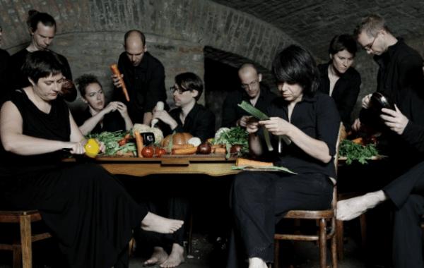 Krautfunding: Das Gemüseorchester sammelt für sein viertes Album