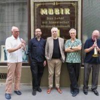 Bild Georg Graewe Franz Koglmann Quintet