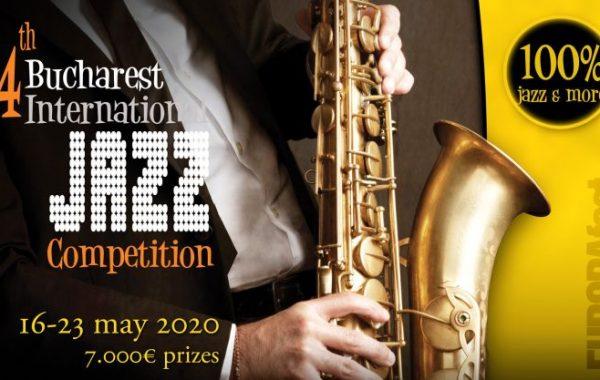 Bucharest International Jazz Competition 2020