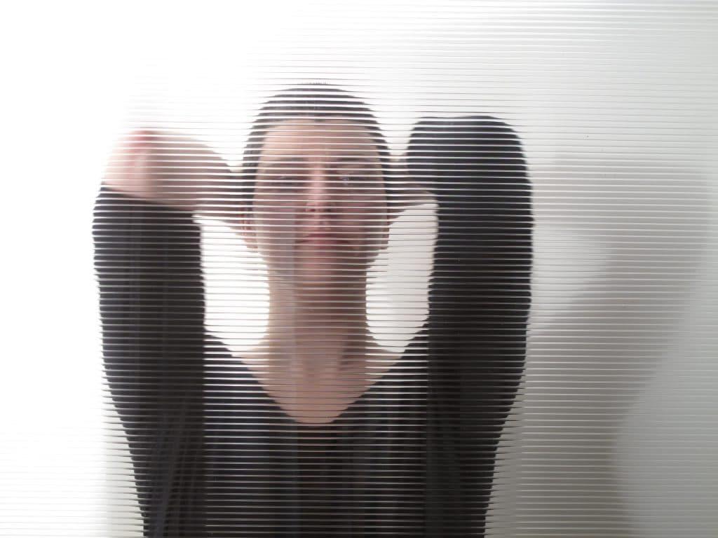 Ein Bild von Judith Unterpertinger für das Festival 4020 in Linz