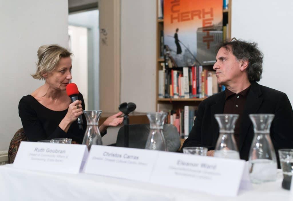 mica focus 2018, Ruth Goubran, Christos Carras (c) Susanne Reiterer