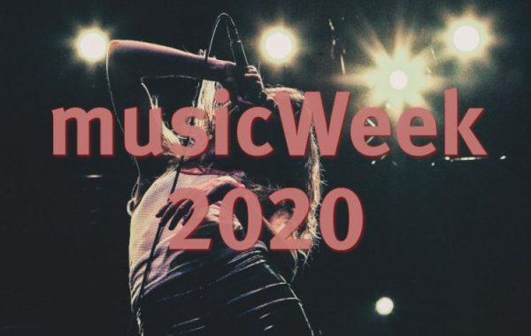 musicWeek 2020