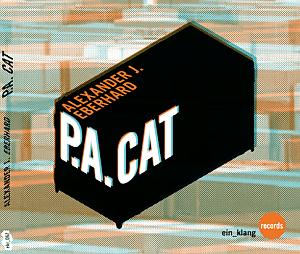 """Cover """"P.A. CAT"""""""