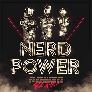 """Cover """"Powernerd"""""""