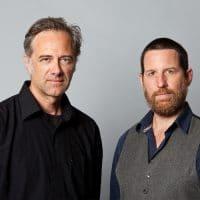 Georg Steker und Thomas Desi