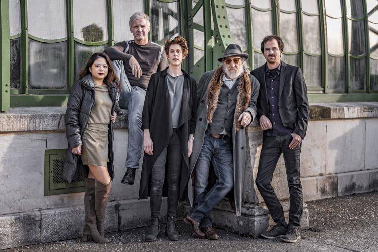Bild radio.string.quartet & Roland Neuwirth