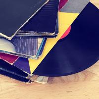 Bild Schallplatten