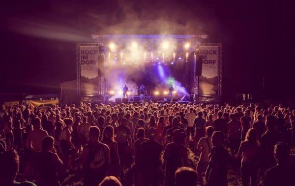 Rock im Dorf Festival: 5. & 6. Juli 2019