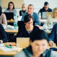 BildStudierende an der Donau-Universitaet